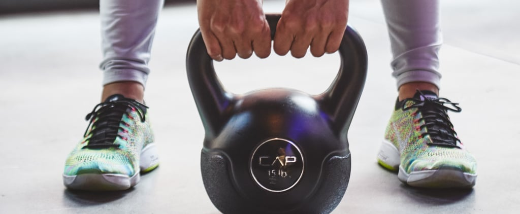 All It Takes Are 15 Minutes and 1 Kettlebell to Knock Out This Total-Body Workout