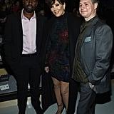 Pictured: Kris Jenner, Corey Gamble, and Jason Binn