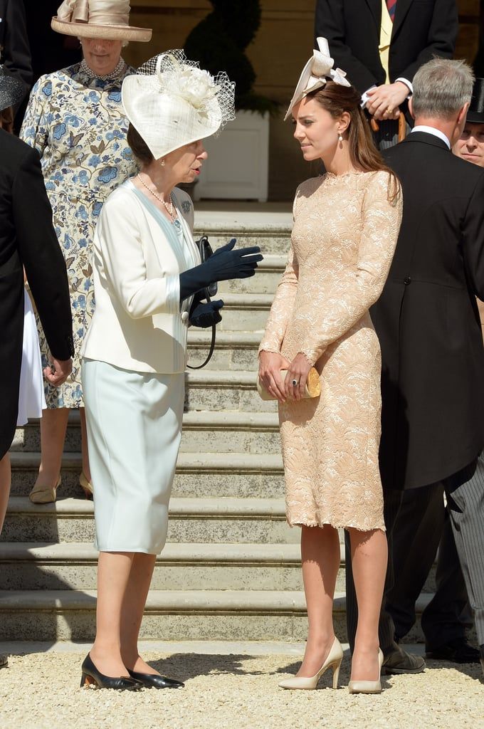 She's Not Sure The Younger Royals Are Doing It Right