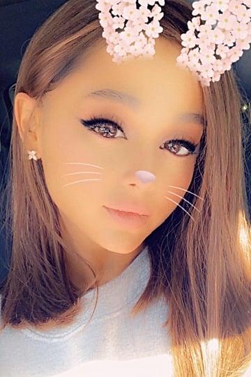 Ariana Grande Short Hair November 2018