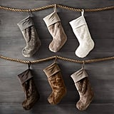 Luxe Faux Fur Stocking ($24, originally $29)