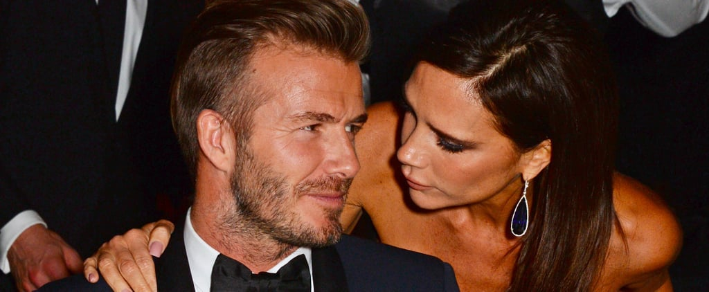 David Beckham Birthday Dinner