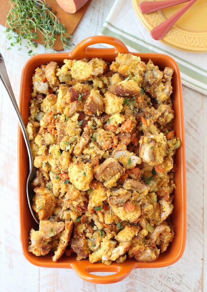 Sweet Potato Stuffing