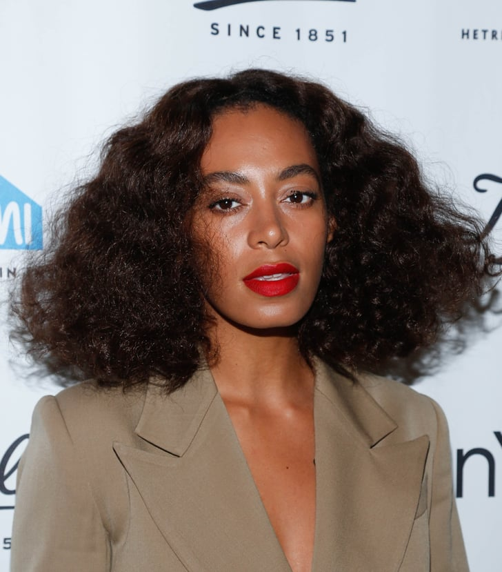 Solange Knowles | Inspiration From Celebrities Wearing Red ...