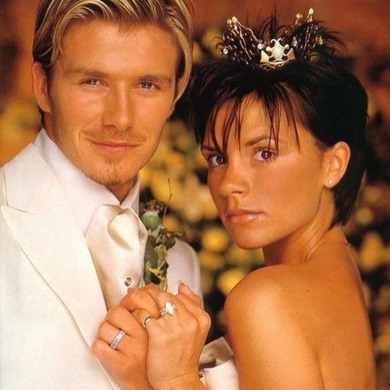 David and Victoria Beckham's 20th Wedding Anniversary