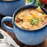 Slow-Cooker King Ranch Chicken Soup Recipe