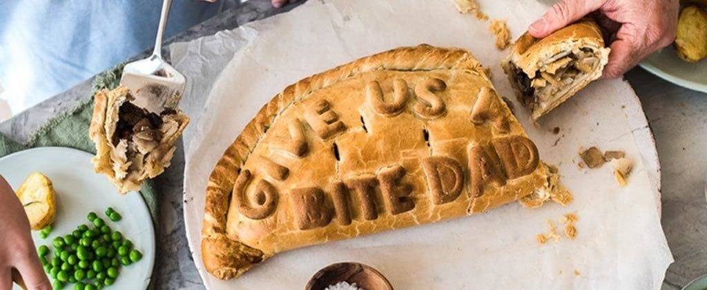 Father's Day Cornish Pasty