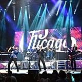 Chicago and REO Speedwagon Tour