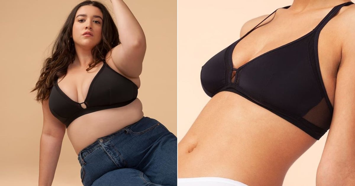 3 Editors With Different Cup Sizes Tested This Lively Bralette, and They All Agree It's Amazing