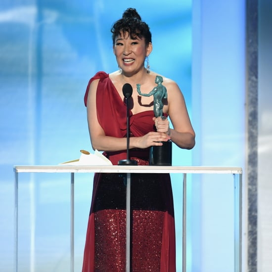 Sandra Oh Speech at the 2019 SAG Awards Video