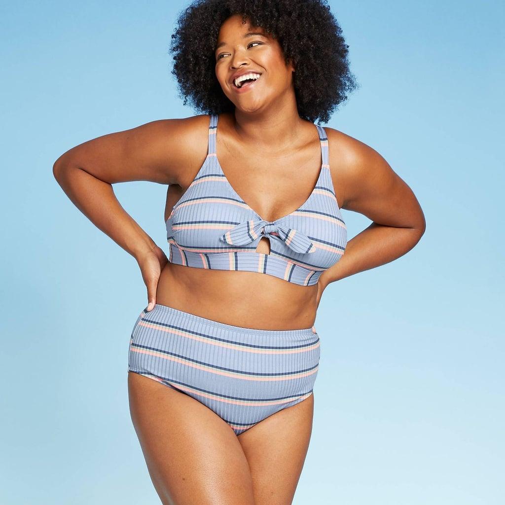 Shop a Similar Striped Bikini