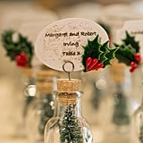 Christmas-Themed Wedding