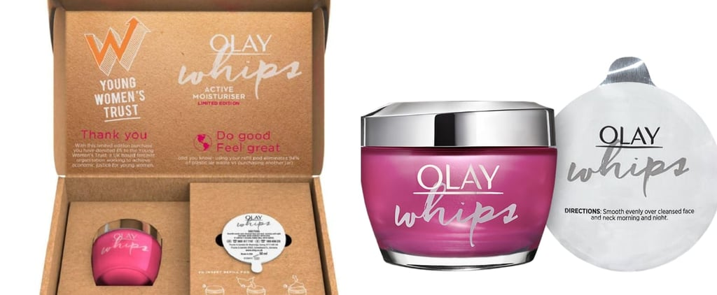 Olay Launches Regenerist Whip Moisturiser Refill Pods Trial