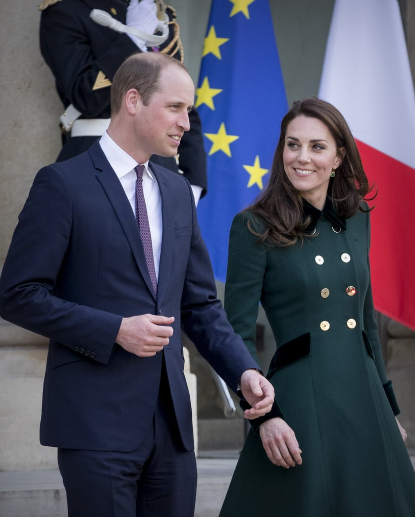Kate Only Had Eyes For William