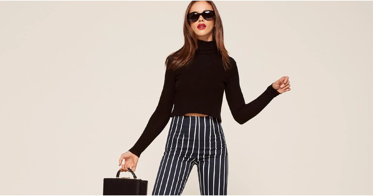 11 Chic Travel Pants So You Never Sweat in Your Skinny Jeans on the Plane Again