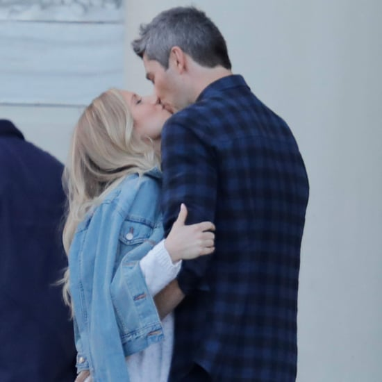 Arie Luyendyk Jr. and Lauren Burnham in Spain March 2018