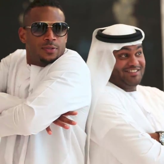 Marlon Wayans in Abu Dhabi August 2016