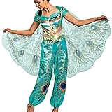 Adult Princess Jasmine Costume From Aladdin