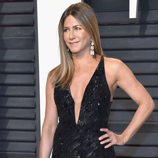 Jennifer Aniston's Favourite Workout