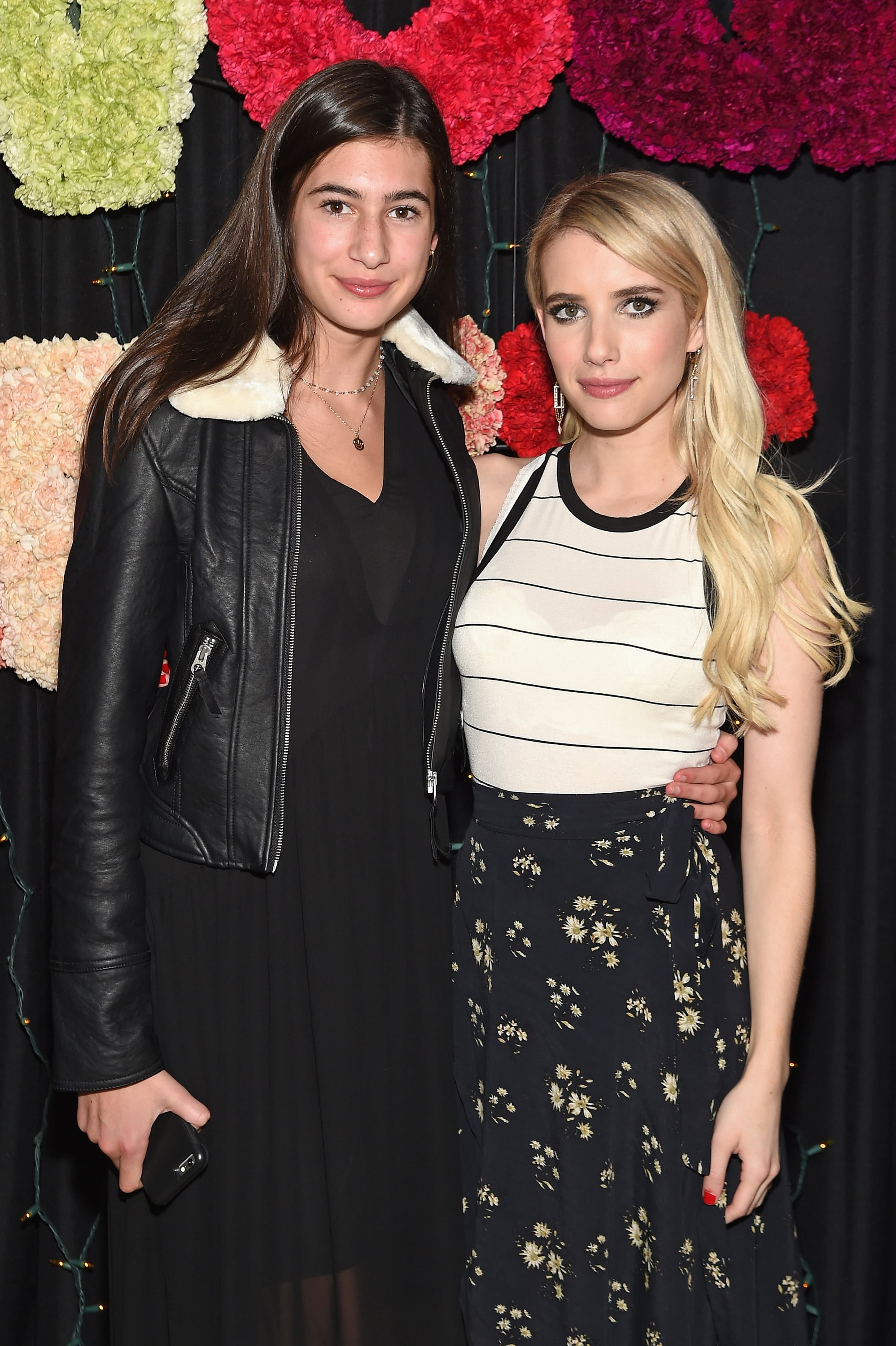 Emma Roberts And Grace Nickels 41 Famous Sister Sets To Help You Celebrate Sister S Day Popsugar Celebrity Photo 21