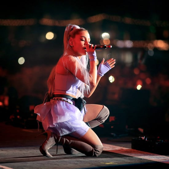"Ariana Grande ""No Tears Left to Cry"" Coachella Performance"