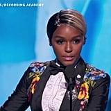 Janelle Monáe: 2018 Grammys