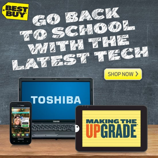Get All Your Back-to-College Essentials at Best Buy