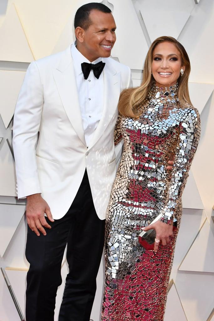 Jennifer Lopez Dress Oscars 2019 | POPSUGAR Fashion