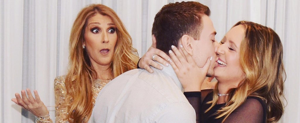 Celine Dion's Reaction to This Surprise Proposal Will Literally Make You Laugh Out Loud
