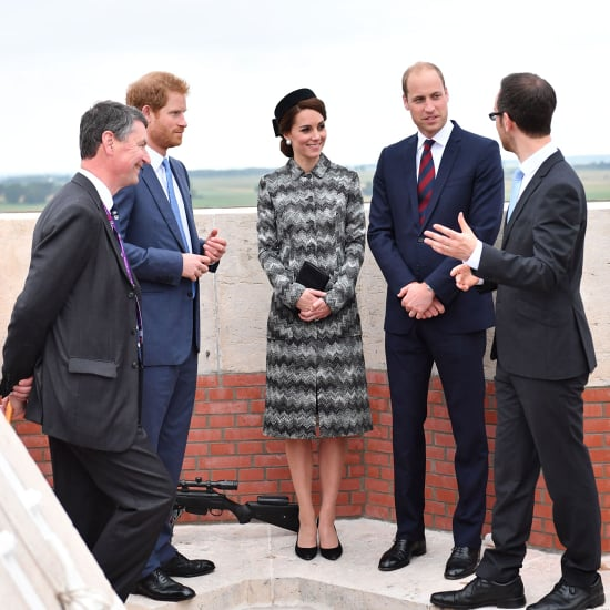 Duchess Kate's Dress at the Somme Centenary Commemorations