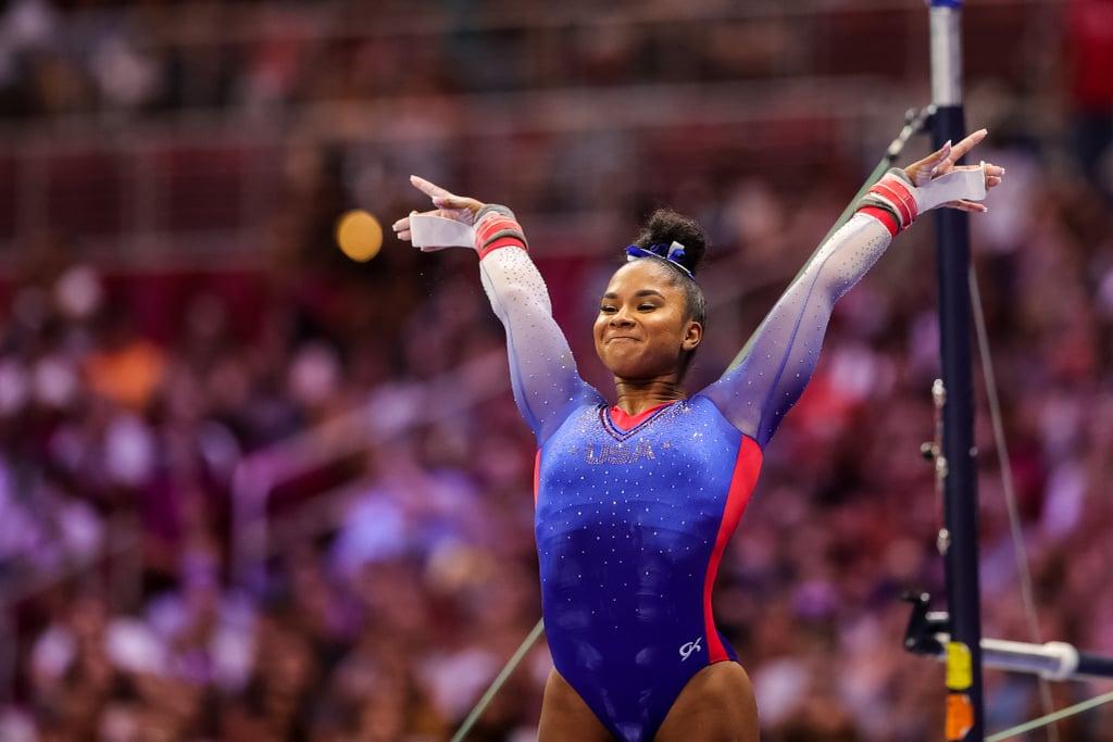 US Women's Olympic Gymnastics Team Spot: Jordan Chiles