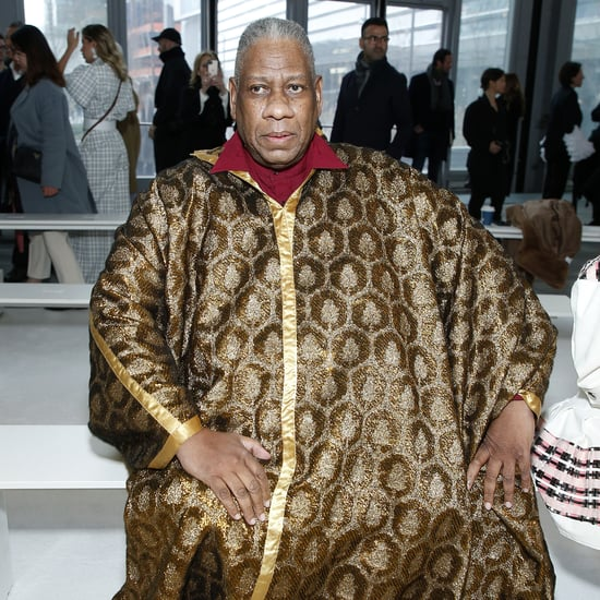 André Leon Talley Comments on Kamala Harris Vogue Cover