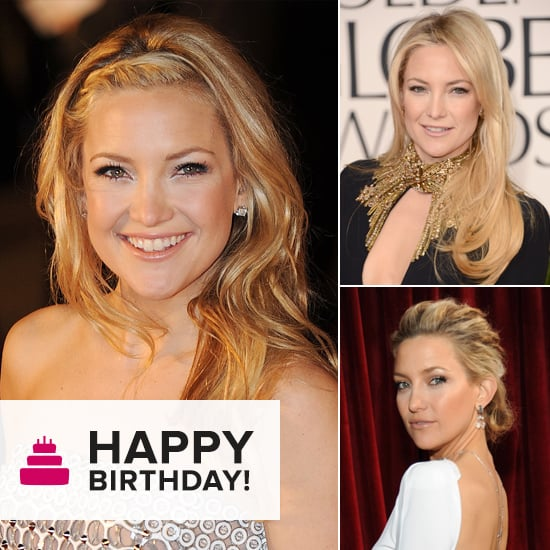 Happy Birthday, Kate Hudson! Take a Look Back at Her Top Beauty Looks