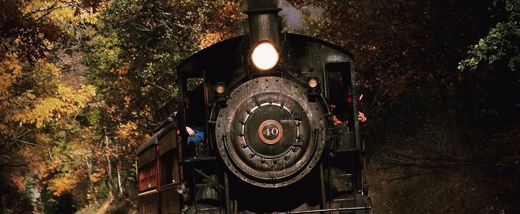 This Terrifying Haunted Halloween Train Looks Like a Total Nightmare