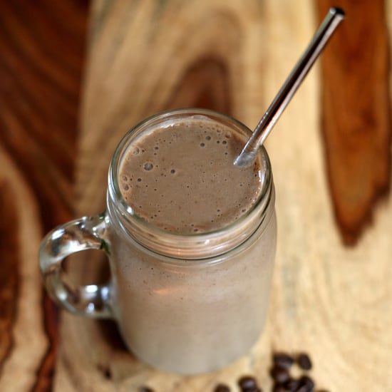 Smoothie au Café Protéiné