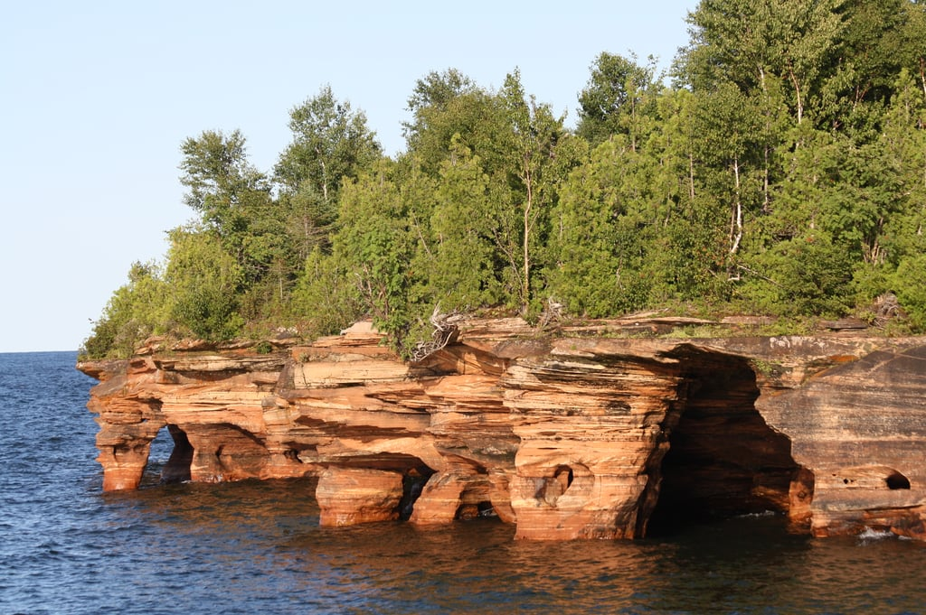 Wisconsin: Apostle Islands National Lakeshore
