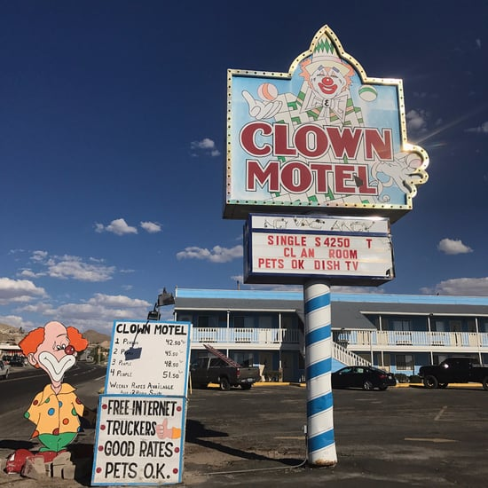 Clown Motel in Nevada