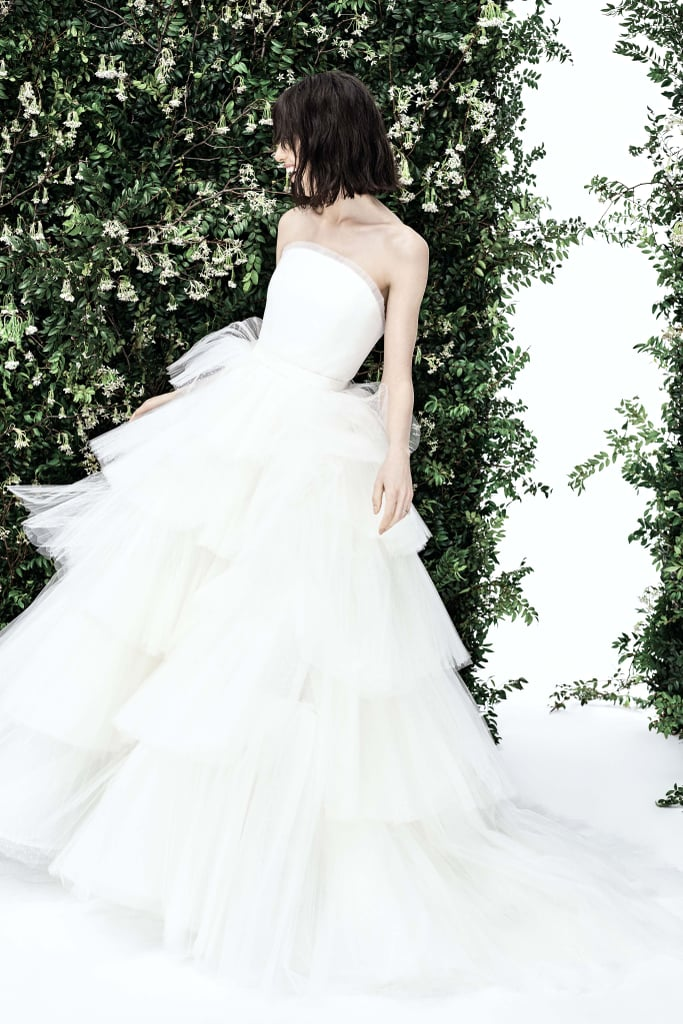 Bridal Trend Spring 2020: Tiered Tulle