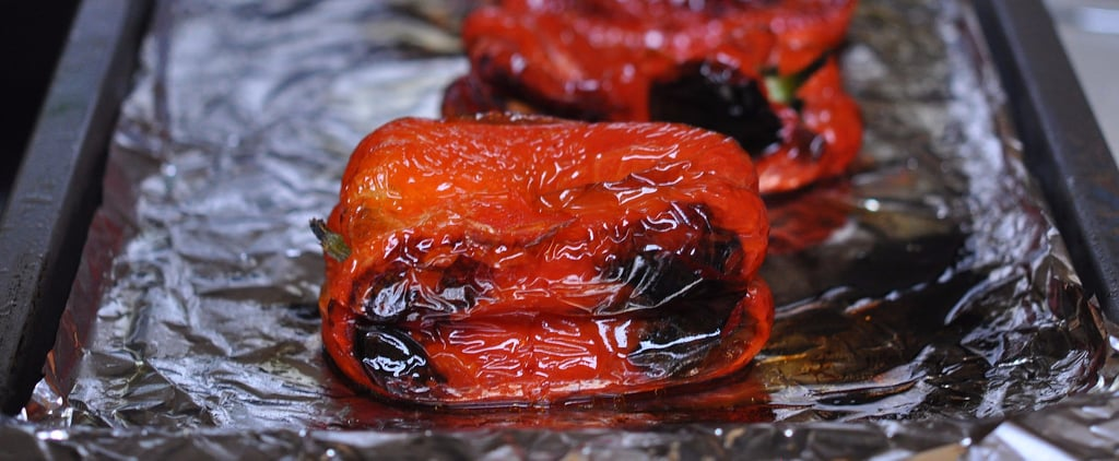 How to Easily Roast Red Peppers For Beginners