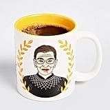 Ruth Bader Ginsburg Ceramic Mug