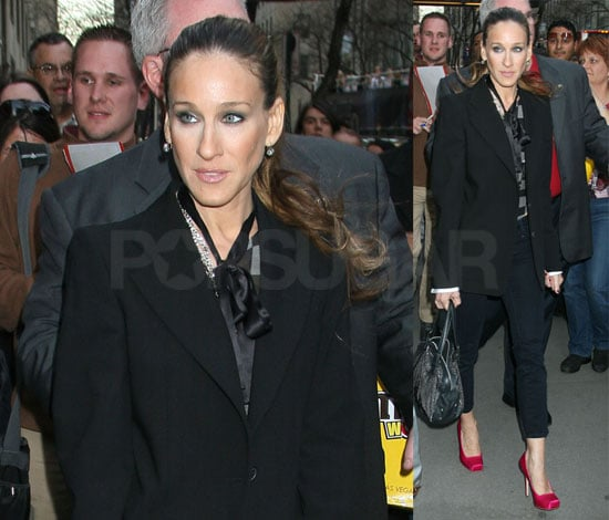 Sarah Jessica Parker Is Smart in the City