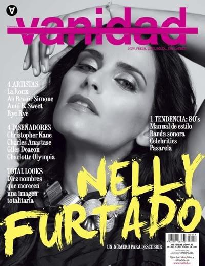 Nelly Furtado by David Roemer