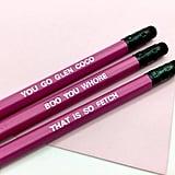 Mean Girls Pencils