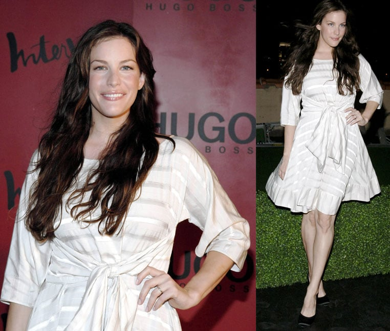 Liv Tyler's Family Affair