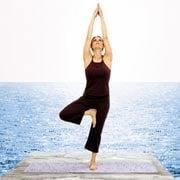 Strike a Yoga Pose:  Tree