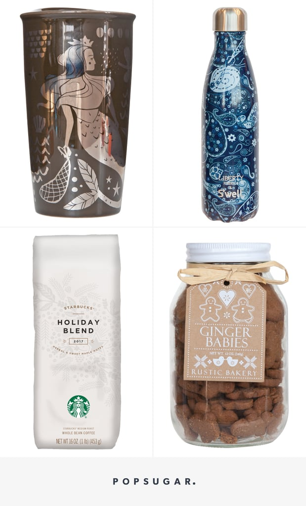 Starbucks Holiday Gift Guide 2017