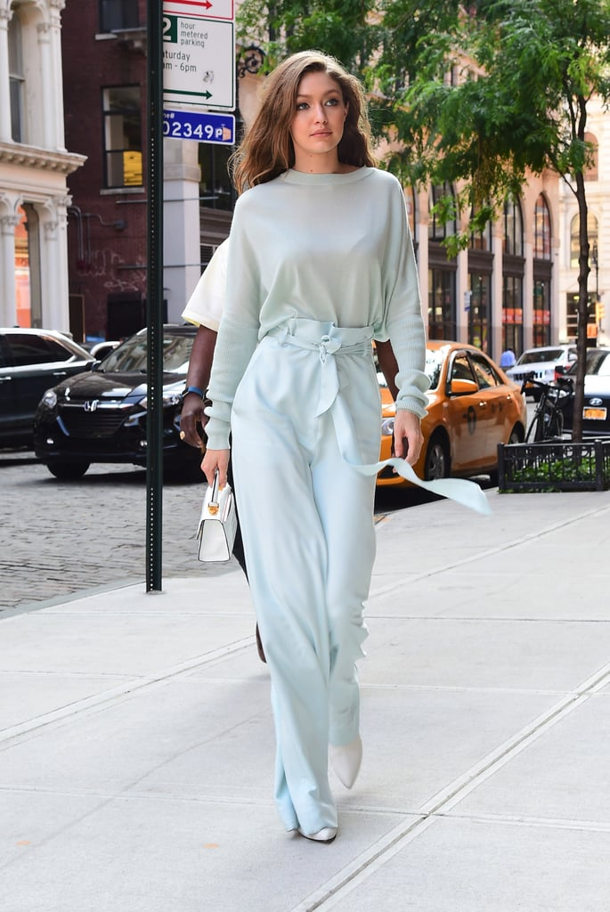 These Are the White Boots Gigi Hadid Can't Get Enough Of