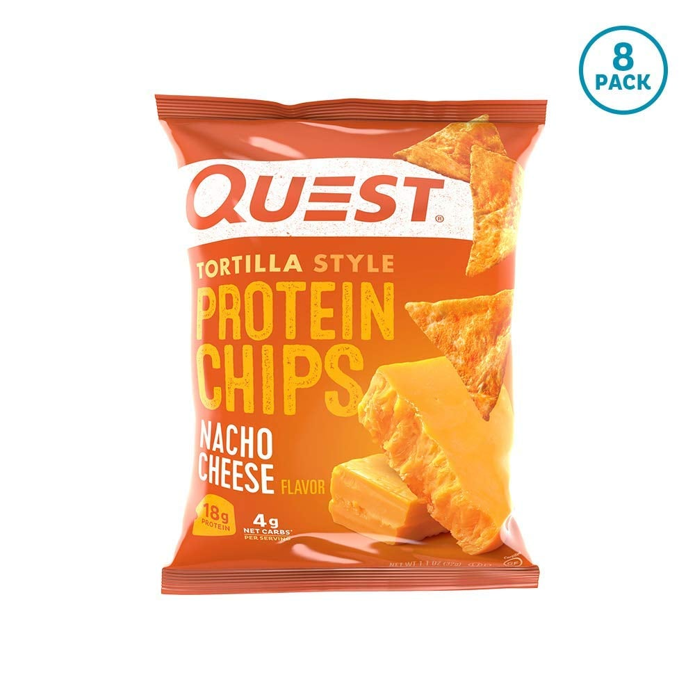 Quest Nutrition Tortilla Style Protein Chips