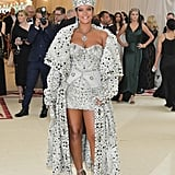 Rihanna at the 2018 Met Gala Photos