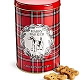Harry Barker Plaid Chicken-Flavoured Biscuit Tin